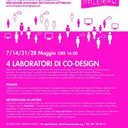 Laboratori di Co-design  2° incontro