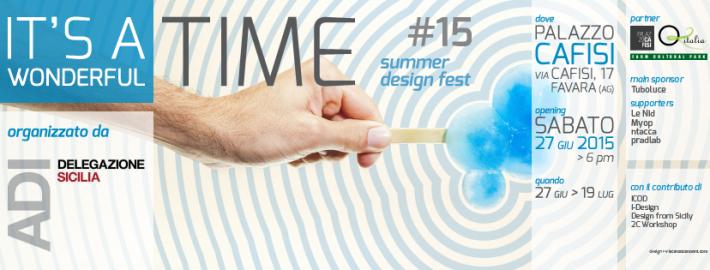 Summer Design Fest: La festa del design siciliano