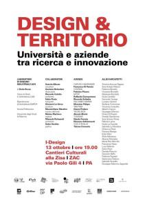 Design & Territorio Università e aziende tra ricerca e innovazione